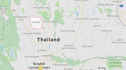Thai Lan bac bo tin don co dao chinh