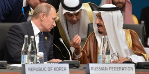 OPEC lien thu Nga chi lam loi cho dai gia My