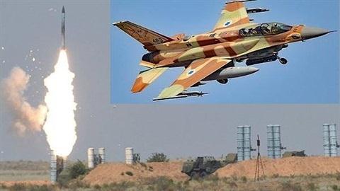S-300 Syria chua ha guc F-15/F-16 Israel: Chi vi Nga chua muon?