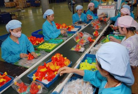 Gia dat Long An tang 20%: Ban tay doanh nghiep FDI?