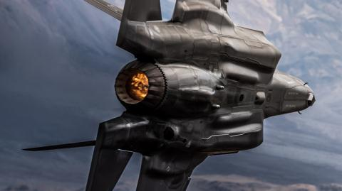 Bao My: Chinh tri Duc bop chet F-35