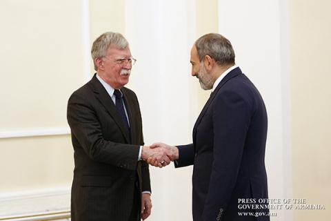 Putin quyet khong cho Washington phuc han trong van co Armenia