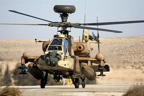 S-300 lai bat luc truoc don tan cong cua Israel?