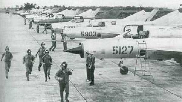 Cuộc chiến 2/1979: Vì sao vùng trời Việt Nam bình yên?