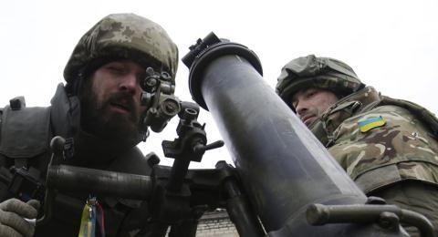 Ukraine to Nga can thiep bau cu, Moscow canh bao o Donbass
