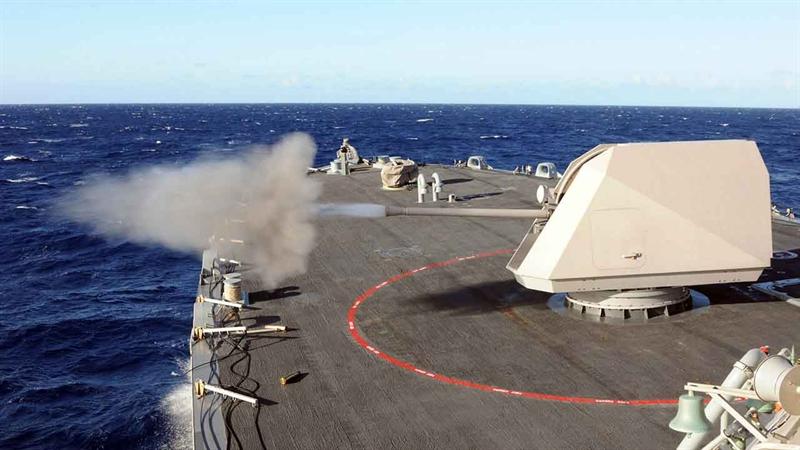 Bản hợp đồng trên được nhà sản xuất ký với Hải quân Mỹ có tổng trị giá lên tới 25,2 triệu USD. Sau khi được hoàn tất bàn giao, đạn pháo 57mm sẽ được Hải quân Mỹ trang loạt chiến hạm đang hoạt động ở Thái Bình Dương và cả khu vực Biển Đông. Mặc dù vậy, nguồn tin này không tiết lộ thời điểm thương vụ này hoàn tất.