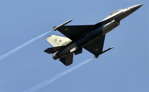My xac nhan Khong quan Pakistan 'con nguyen phi doi F-16'