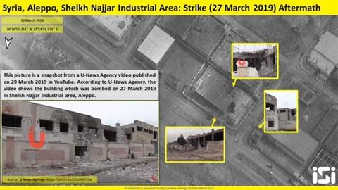 Bang chung bom GBU-39 Israel 'tieu phau'muc tieu Syria