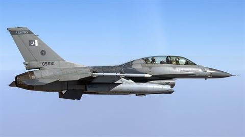 My khong tin bang chung F-16 Pakistan bi ha cua An Do