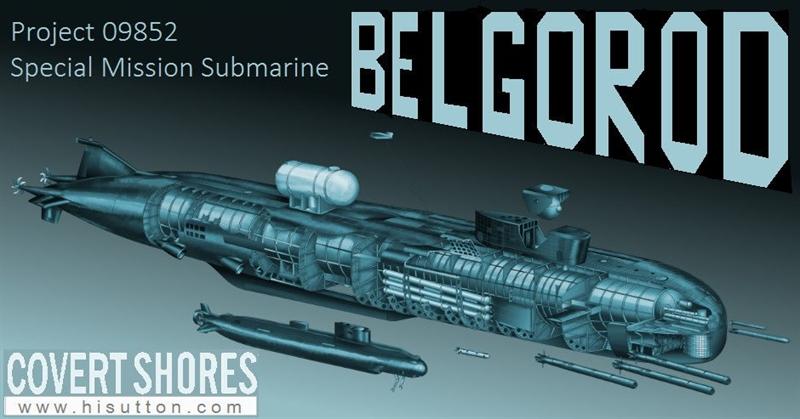 Vị tướng này lo lắng rằng, việc Nga trang bị tàu ngầm Belgorod cùng vũ khí tối tân sẽ trở thành mối đe dọa chiến lược đặc biệt nghiêm trọng đối với các các tàu ngầm và tàu mặt nước của Mỹ.