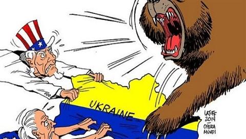 'Hoc thuyet quan su moi' cua Ukraine:Vao NATO, chong Nga...