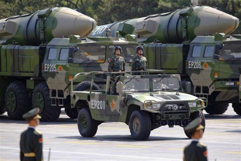 Dien dam Trump- Putin: Trung Quoc se tham gia Hiep uoc moi