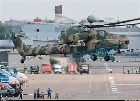 Sau 76 chiec Su-57, Nga mua tiep 100 truc thang Mi-28NM