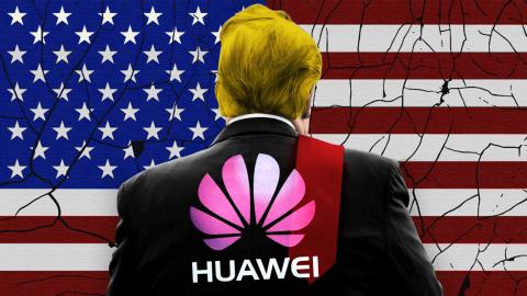 The gioi dien dao vi Huawei, My mo duong tho 90 ngay