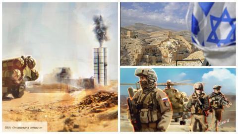 Tai sao khong quan Israel bat ngo tan cong vao Damascus?