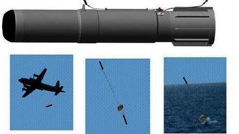 Sau khi đã lặn xuống mặt nước, nó sẽ hướng về phía mục tiêu dựa vào tín hiệu sonar và hệ thống kiểm soát chuyển động mục tiêu. Theo thông tin được công khai, bom Zagon-2E có kích thước không lớn khi chỉ dài 150cm, nặng 120 kg và có thể dò tìm ra các tàu ngầm của đối phương ở độ sâu 600m.