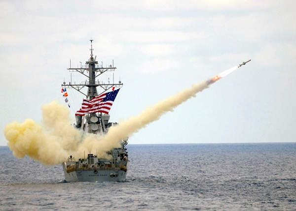 Phát biểu sau khi Mỹ công bố kế hoạch của mình, một vị đại diện của Hải quân Ukraine tuyên bố, với tên lửa Harpoon và tên lửa tự sản xuất, Hải quân Ukraine có thể diệt hết Hải quân Nga tại Biển Đen chỉ trong vòng vài phút.
