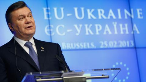 Ukraine thoa thuan kinh te voi EU thiet nhieu hon duoc
