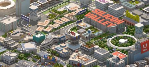 Huawei chap nhan thiet hai, Thung lung Silicon giam doanh thu