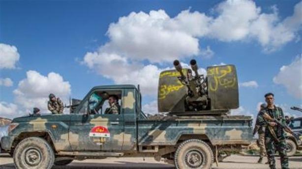 Khủng bố Syria sắp tấn công vào các thành phố hòa bình?