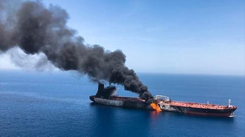 Su co vinh Oman: Loi nhan chung chung minh Iran vo toi