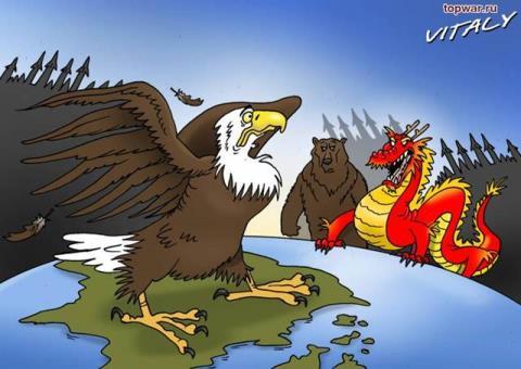 Nga-Trung: Loi va Hai khi xich lai trong the ky XXI