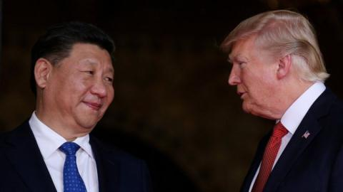 Nha Trang xac nhan cuoc gap Trump - Tap tai G20