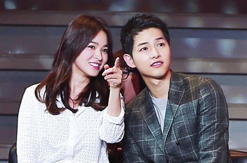 Song Hye Kyo bi do loi, nhieu tin don chan dong