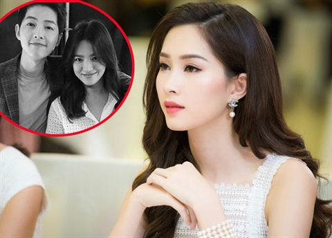 Dang Thu Thao lan dau 'cung' voi cong chung: Vi sao?