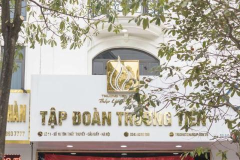 Truong Tien Group sai pham lon