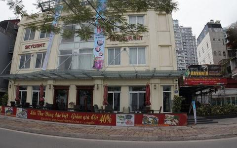 Ha Noi: Chuyen doi dat vang khi CPH gay that thoat