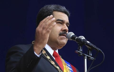 NgakhangdinhVenezuela tu giai quyetbatdongnoi bo