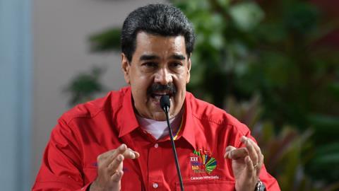 My muon phong toa: Venezuela tuyen bo san sang chien dau