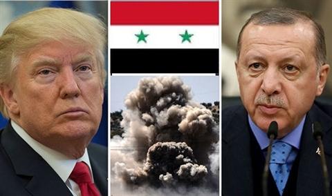 My-Tho bat tay, chia chac 40% lanh tho Syria
