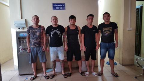 Quang Rambo bi bat, 'dan anh dan chi' codong thai la