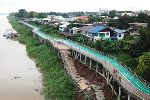 Nuoc song Mekong se ve Viet Nam trong vai ngay toi