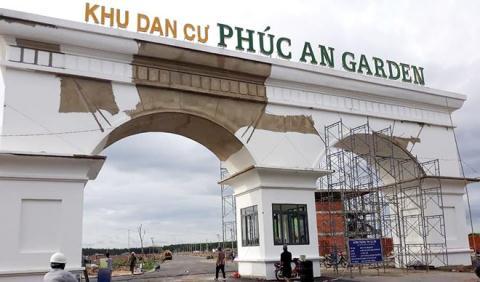 Binh Duong khang dinh bat ngo du an Phuc An Garden