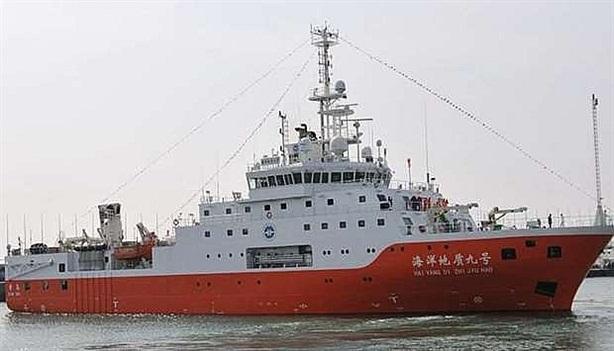 Việt Nam yêu cầu Trung Quốc rút ngay tàu Hải Dương 8