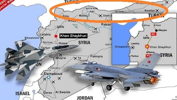 Syria giải phóng Idlib, Mỹ-Thổ cộng sinh kiểm soát biên giới