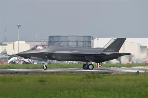 Toc do san xuat F-35A cua Nhat Ban nhanh chong mat