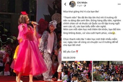 Dang anh Thu Quynh roi xoa: Chi Nhan khong 'vo tinh'?