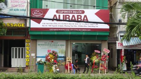 Địa ốc Alibaba gây náo loạn: Thêm biểu hiện ngang ngược