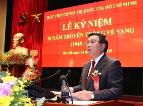 TBTNguyen Phu Trong du le ky niem tai Ha Noi