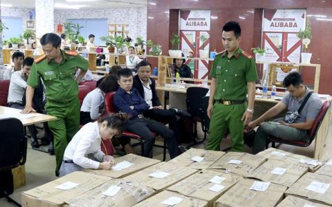 Dia oc Alibaba lua dao: Can phong toa them tai san