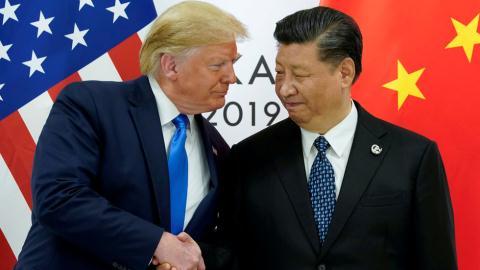Mac ca voi Trung Quoc, ong Trump da thua?