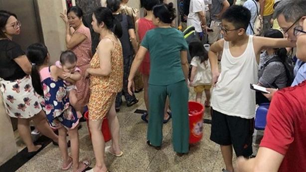 Tin nóng vụ dân Hà Nội khổ vì nước có mùi lạ