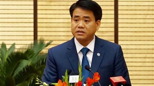 Nước Hà Nội có mùi: Chủ tịch Chung chỉ thẳng nguyên nhân