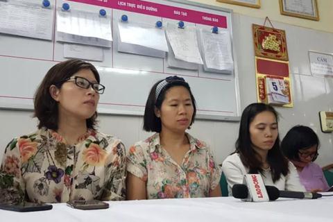 Vu Gateway: 'Co chu nhiem biet be trai vang nhung khong bao'