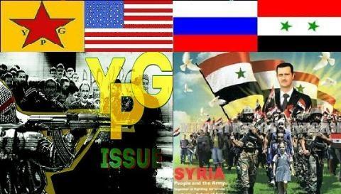 Người Kurd thề sát cánh với Syria chống Thổ Nhĩ Kỳ