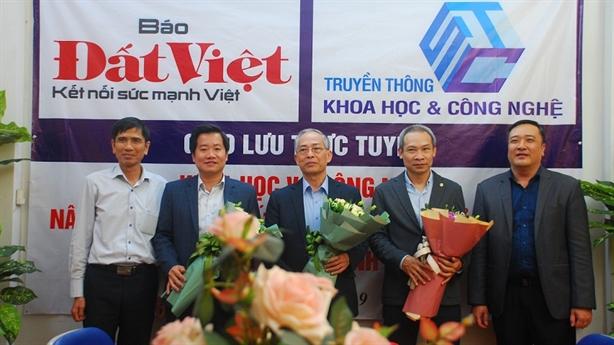 GLTT: KHCN nâng cao năng suất, chất lượng sản phẩm doanh nghiệp